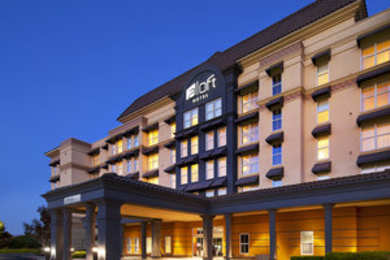 Aloft Silicon Valley Hotel Newark