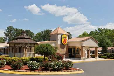 Super 8 Motel Airport North Charlotte