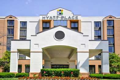 Hyatt Place Hotel Airport Northwest Orlando