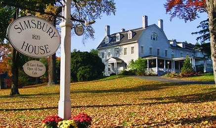 Simsbury 1820 House Bed & Breakfast Inn