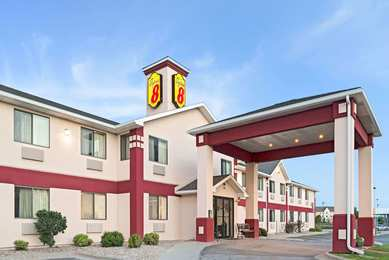 Super 8 Hotel Carter Lake