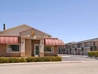 Super 8 Hotel Red Bluff
