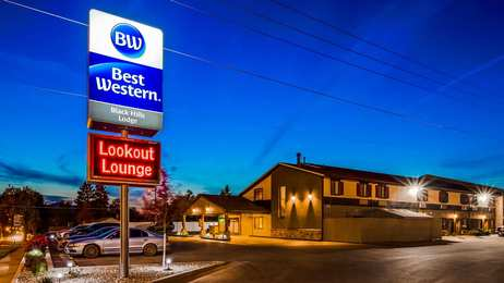 Best Western Black Hills Lodge Spearfish