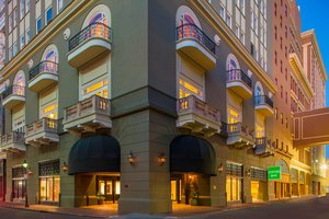 Courtyard by Marriott Hotel Upper French Qtr New Orleans