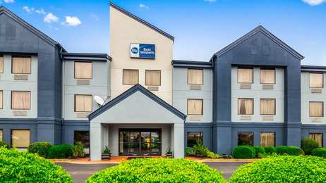 Best Western Commerce Hotel
