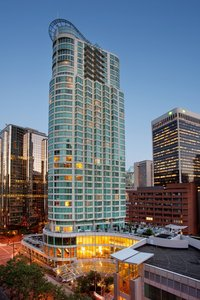 Marriott Pinnacle Downtown Hotel Vancouver