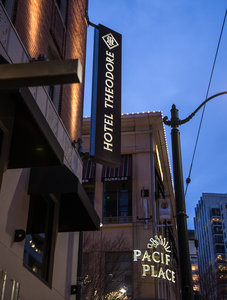 Roosevelt Hotel Seattle