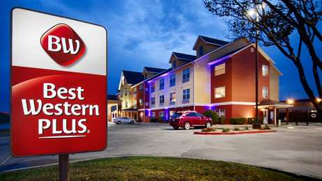 Best Western Plus North Waco Inn Bellmead