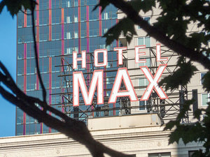 Hotel Max Seattle