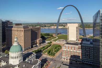 Hyatt Regency Hotel St Louis