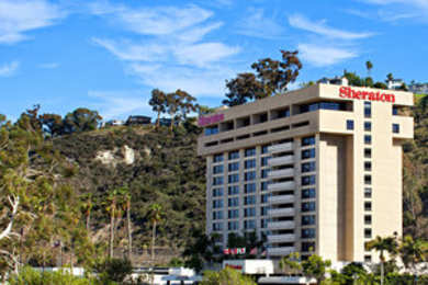 Sheraton Hotel Mission Valley San Diego