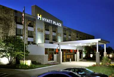 Hyatt Place Hotel Airport Milwaukee