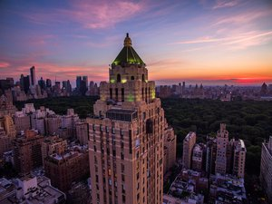 Carlyle Hotel New York City