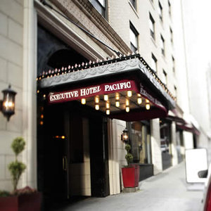 Executive Hotel Pacific Seattle