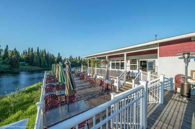 Rivers Edge Resort & Cottages Fairbanks