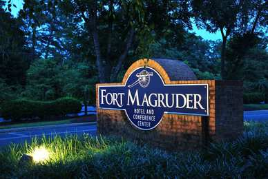 Fort Magruder Hotel Williamsburg