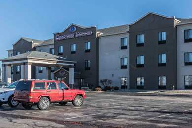 Comfort Suites North Fort Wayne