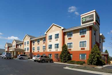 Extended Stay America Hotel Castleton Indianapolis