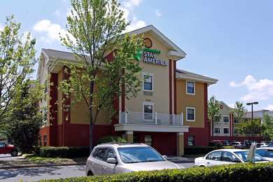 Extended Stay America Hotel Quail Hollow Memphis
