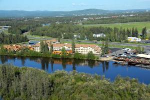 Pikes Waterfront Lodge Fairbanks