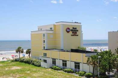 Best Western Plus Grand Strand Inn & Suites Myrtle Beach