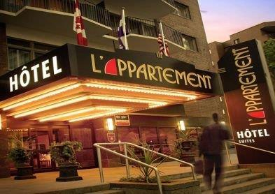 L'Appartement Hotel Montreal