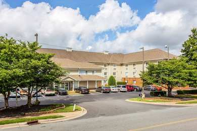 Suburban Extended Stay Hotel Charlotte