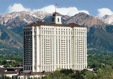 Grand America Hotel Salt Lake City
