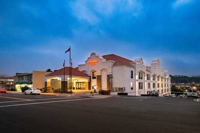 Hampton Inn Daly City