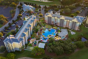 Marriott Vacation Club Legends Edge Resort PCB