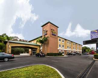 Sleep Inn & Suites Airport Orlando