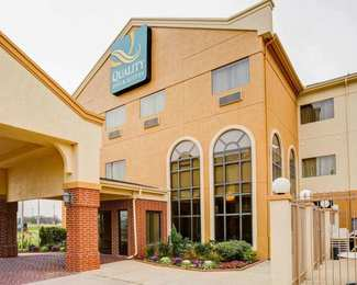 Quality Inn & Suites North Waco