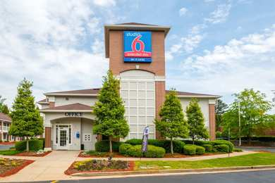 Studio 6 Extended Stay Hotel Roswell
