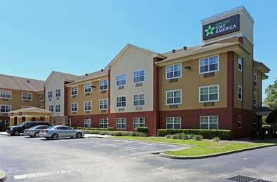 Extended Stay America Hotel 1036 Greenwood Blvd