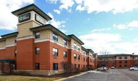 Extended Stay America Hotel Lake Forest Vernon Hills