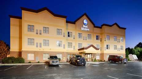 Best Western Inn & Suites Airport Indianapolis