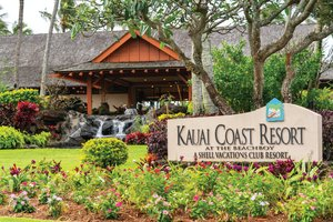 Kauai Coast Resort at the Beachboy Kapaa