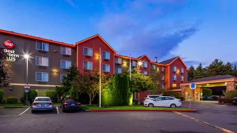 Best Western Plus Vancouver Mall Hotel & Suites