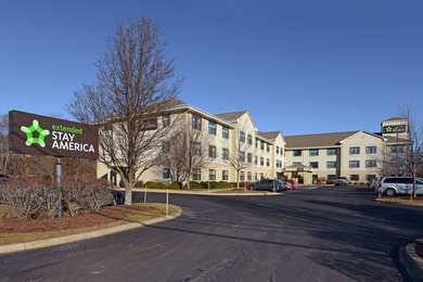 Extended Stay America Hotel West Warwick