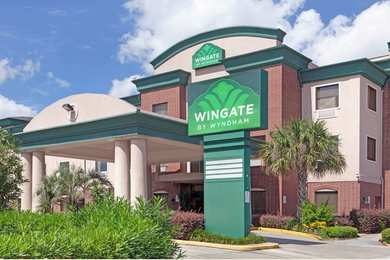 Wingate by Wyndham Hotel Bush Airport Houston