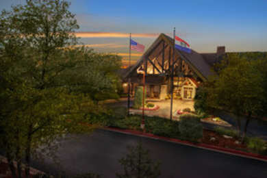 Marriott Vacation Club Willow Ridge Lodge Branson
