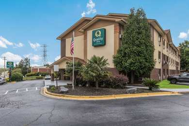 Super 8 Hotel Airport College Park