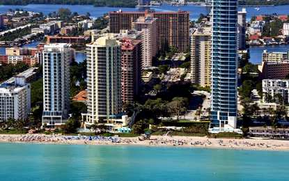 DoubleTree by Hilton Resort Ocean Point Sunny Isles Bch