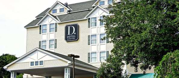 D Hotel & Suites Holyoke