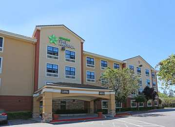 Extended Stay America Hotel Mission Blvd Fremont