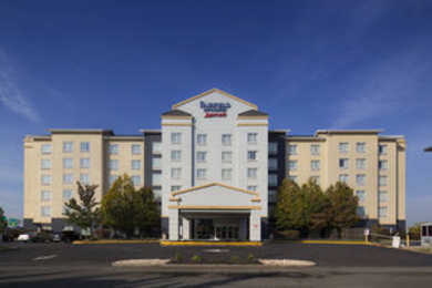 Fairfield Inn & Suites by Marriott Airport Newark