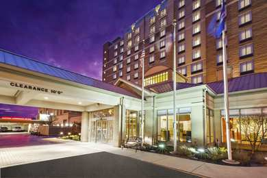 Hilton Garden Inn Gateway Downtown Cleveland