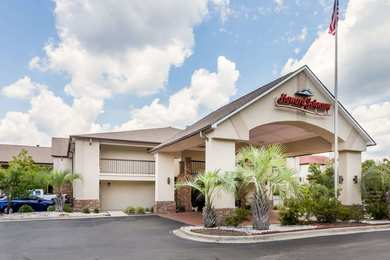 Howard Johnson Express Inn Savannah