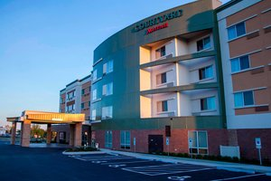 Courtyard by Marriott Hotel St Peters