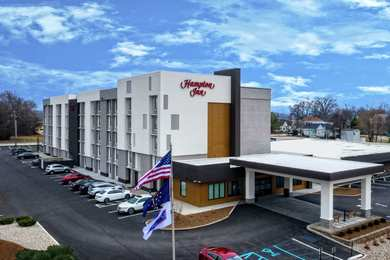 Best Western Plus Hotel West I-64 New Albany